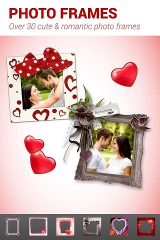 Love Collage - Photo Editor screenshot 3