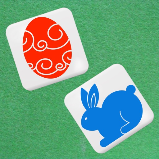 Easter Yacht - Dice with a festive theme iOS App