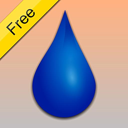 Water Timer Free iOS App