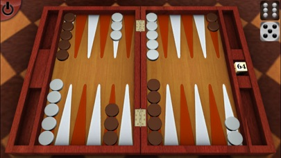 Artdeco Backgammon 3d review screenshots