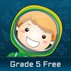 5th Grade Splash Math App for Kids. Free educational learning app to practice multiplication,  division,  fraction and geometry