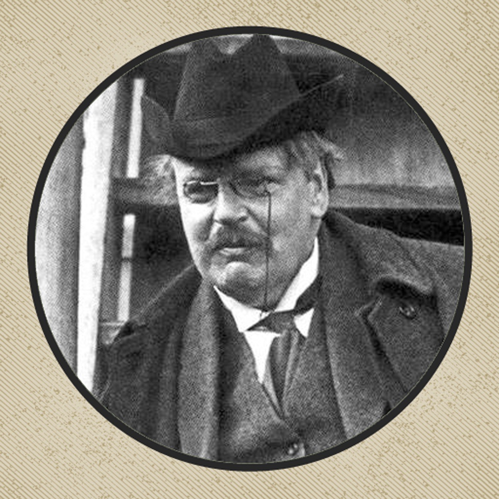 gk chesterton collected essays