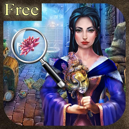 Hidden Objects Of A Love In Disguise iOS App