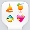 Apalon Apps - Emoji Keypad - Keyboard Themes, New Emojis & Stickers  artwork