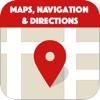 Maps, Navigation & Directions places