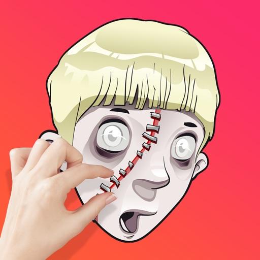 满脸伤痕:Scar Booth