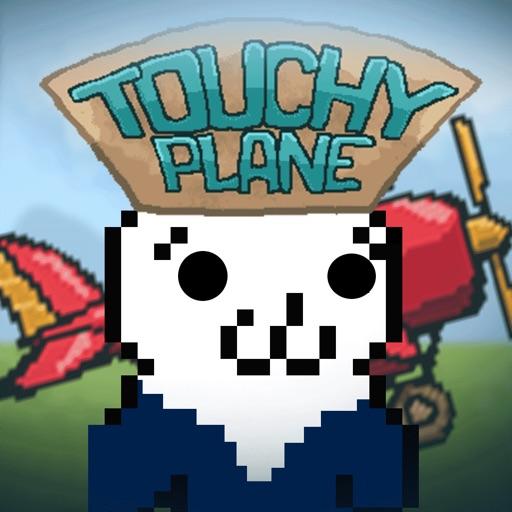 Touchy Plane iOS App