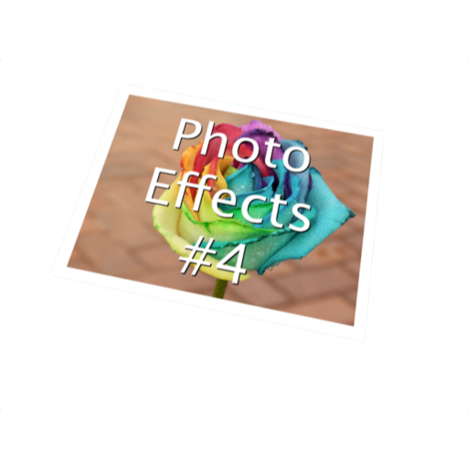 Photo Effects #4 - Water Colors