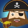 Избегать Злых Пиратов Про - Лучшая скорость аркадная игра додж