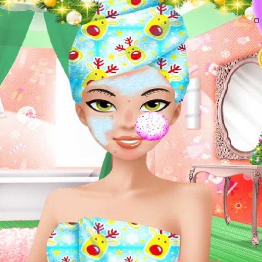 Christmas Diva Salon iOS App