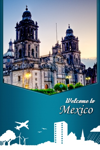 Mexico Tourist Guide screenshot 1