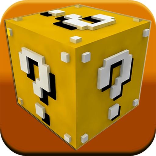 Lucky Block Mod for Minecraft Pocket Edition