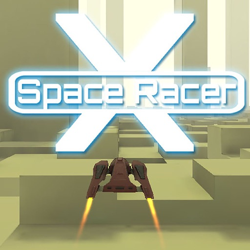 Space Racer X iOS App