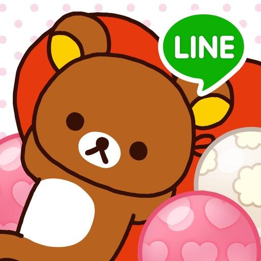 LINE リラックマ ころろんパズル
