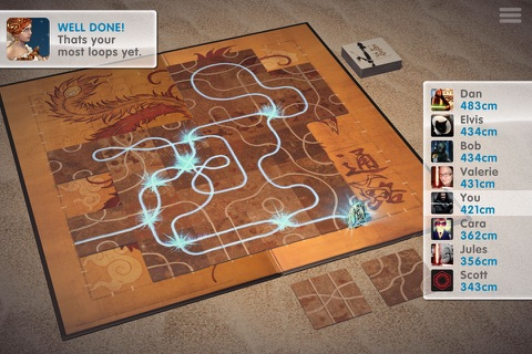 Tsuro - The Game of the Path screenshot 3