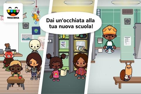 Toca Life: School screenshot 1