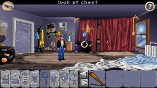 Flight of the Amazon Queen: 20th Anniversary Edition Screenshot