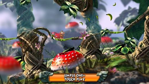 Chimpact 1: Chuck's Adventure Screenshot