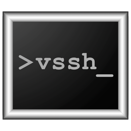 vSSH Mac OS X