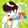 Coloring Book Game for Ben 10 Edition