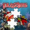 Clownfish Matching Jigsaw Puzzle Kids Game