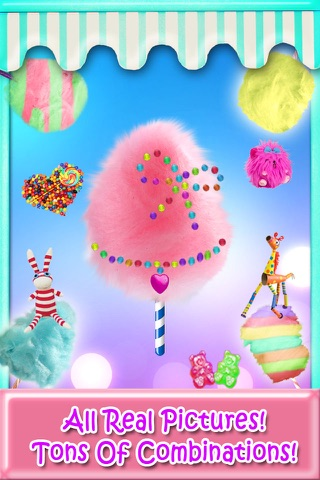 Cotton Candy! - Free screenshot 1