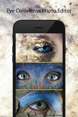 Eye Color Lense - Photo Editor screenshot 1