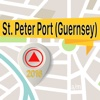 St. Peter Port (Guernsey) Offline Map Navigator and Guide
