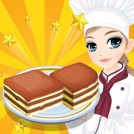 Tessa's Tiramisu – learn how to bake your Schwarzwälder Kirschtorte in this cooking game for kids iOS App