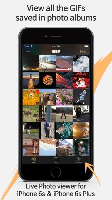 Giflay - GIF Viewer Screenshot