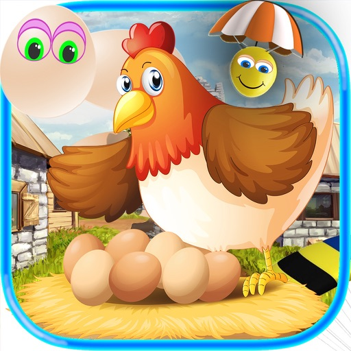 Toss The Egg In The Basket iOS App