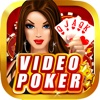 Video Poker Machine Games Free: Win Progressive Chips and 777 Deuces Wild cherries slots