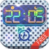 iClock Dots Alarm Clock Wallpapers Free