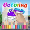 Coloring Kids Game Chuggington Edition