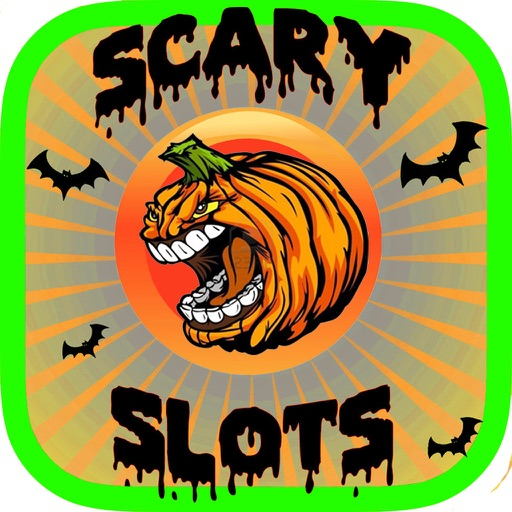 Scary & Ugly Pumpkin - New Vegas Casino Game Spin for Win Free! iOS App