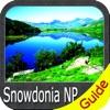 Snowdonia National Park - GPS Map Navigator