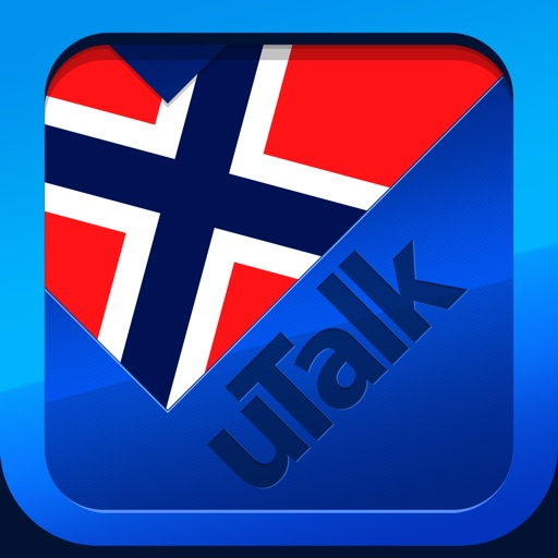 uTalk Classic Learn Norwegian Icon