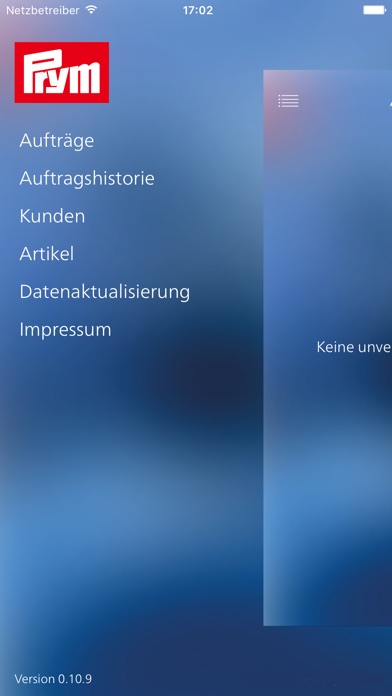 Screenshot von prym.order1