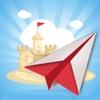 SKY PLANE GLIDER - ENDLESS PAPER PLANE FLIGHT