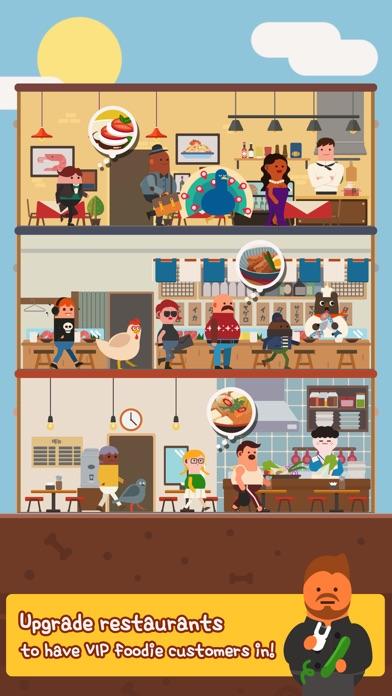 Restaurant King - Build your own restaurant Screenshot