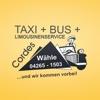 Taxi + Bus Cordes
