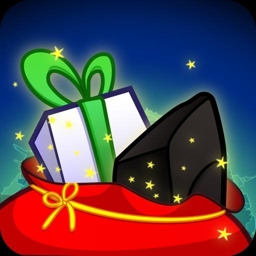 Santa´s Good or Naughty? iOS App