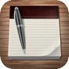 Easypad® (Sencillo y elegante bloc de notas de cuero con recordatorios)