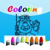 Coloring Kids Game for Mr Potato Edition