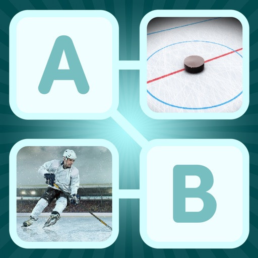 Hidden Words & Pics - Ice Hockey Edition iOS App