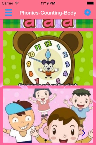 Kids Songs and Rhymes - English Preschool Series screenshot 3