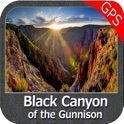 Black Canyon of the Gunnison National Park - GPS Map Navigator icon