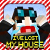 I'VE LOST MY HOUSE: Survival Build Mini Block Game with Multiplayer