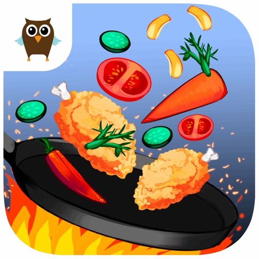 Crazy Cooking Chef World Kitchen - Pizza, Sushi, Taco & Chinese Food Maker iOS App