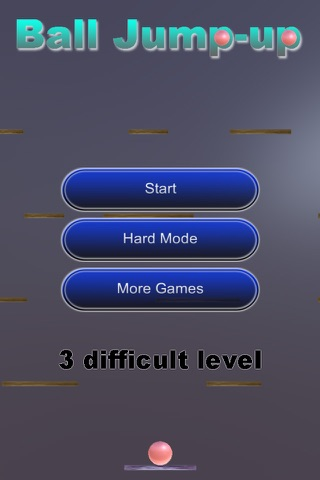Ball Jump-up : Crossing River screenshot 2